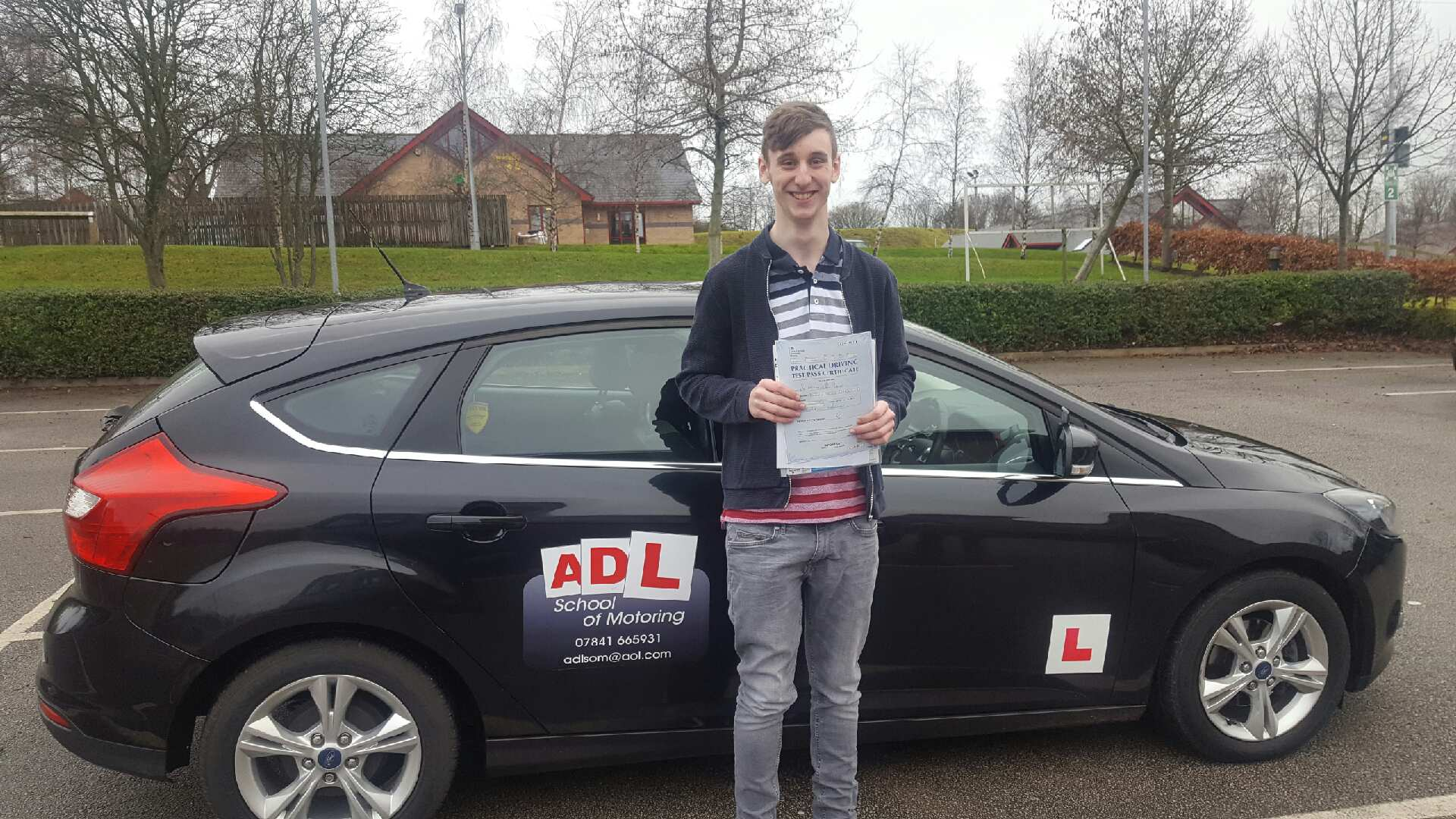 2017..continued success for ADL school of motoring.