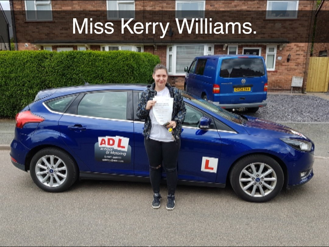 Miss Kerry Williams